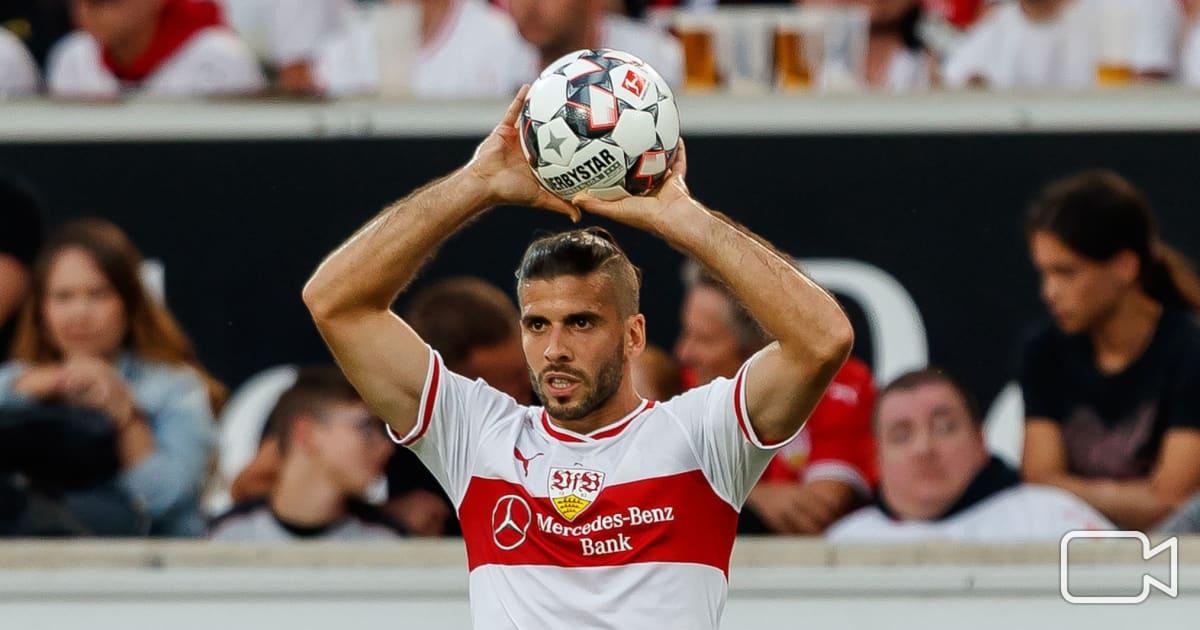 Trotz verpatztem Start - Emiliano Insua glaubt beim VfB an ...