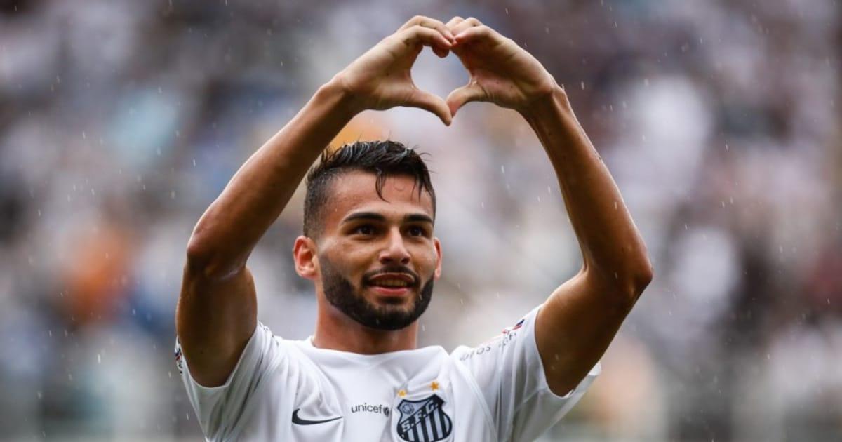 Thiago Maia divulga carta de agradecimento ao Santos: 'Torcida santástica'
