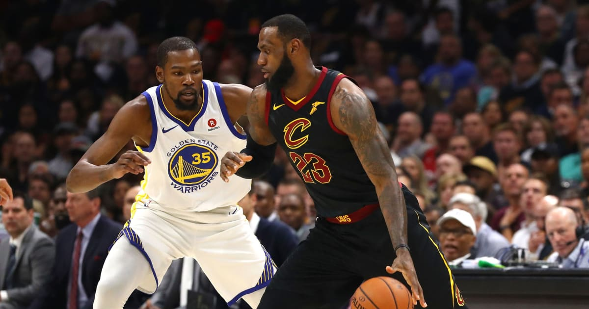NBA Reporter Says Kevin Durant is Going to Join LeBron on Lakers Next Summer