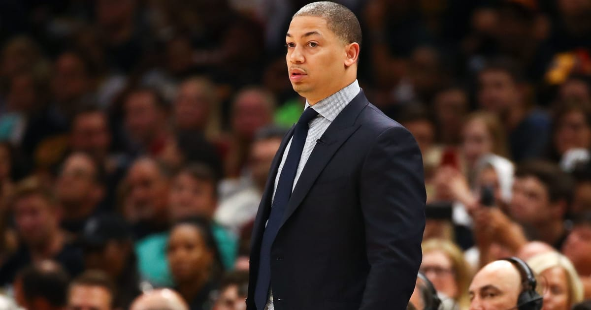 Ty Lue is Already Mailing it in for This Cavaliers Team | 12up