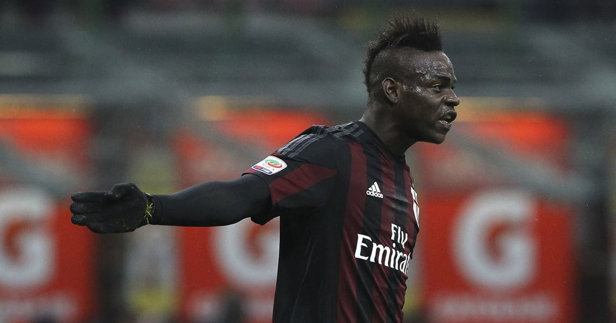 mario balotelli ends liverpool misery with ac milan loan move essay Napoli president aurelio de laurentiis says that the serie a club are not currently considering an approach for nice forward mario balotelli.