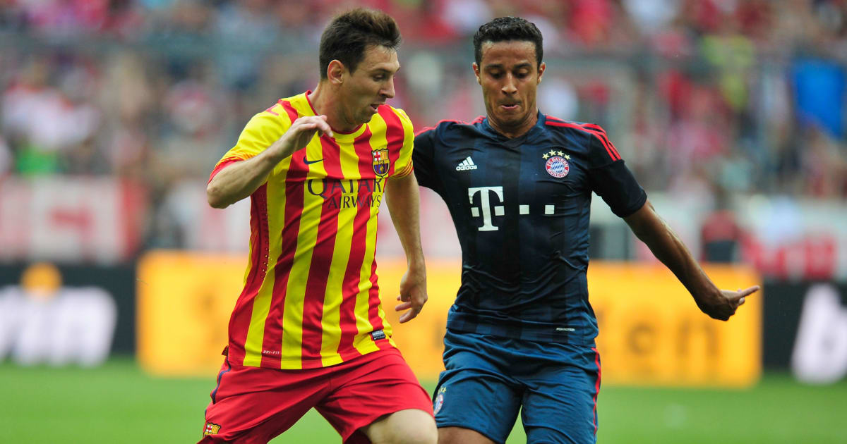 Lionel Messi Wants Barcelona to Sign Thiago From Bayern Munich