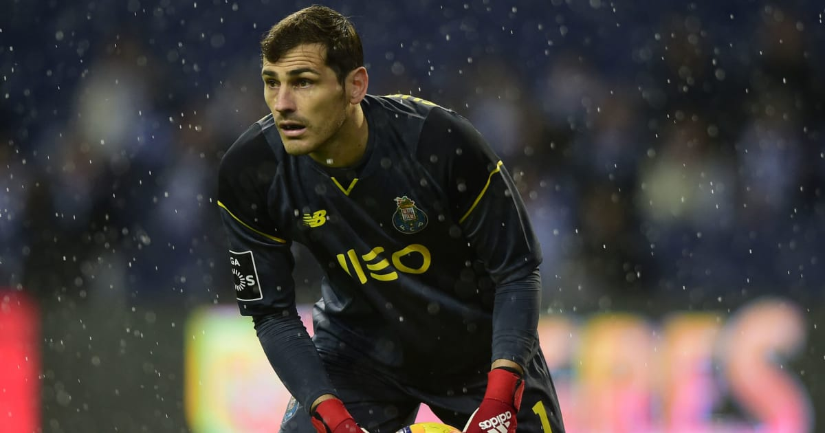 PHOTO  Liverpool Target Iker Casillas Ends His Porto Contract With Poignant  Social Media Messages  cd20638fbe2d