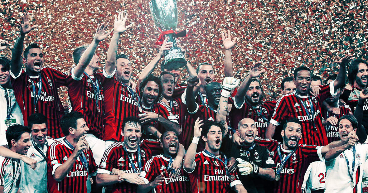 AC Milan's 2011 Serie A Winning XI; Where are They Now?