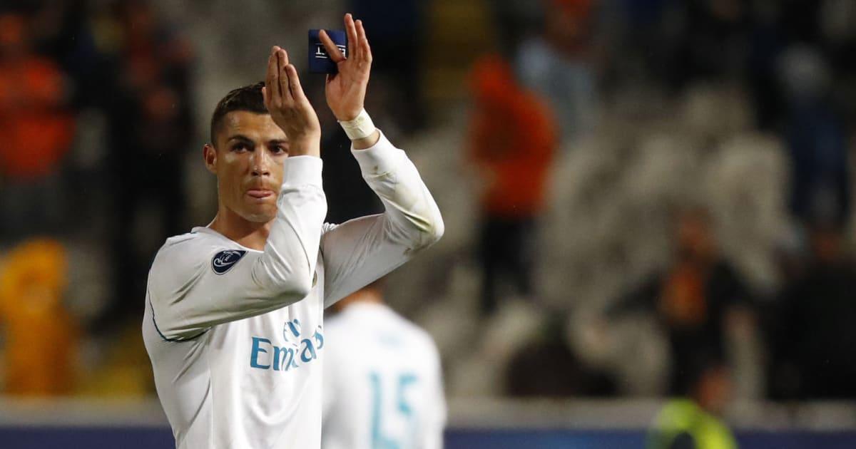 Cristiano Ronaldo Reveals His