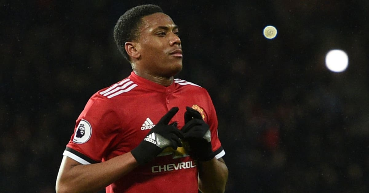 Jose Mourinho Has Lost Patience With Anthony Martial e676116b8c3e