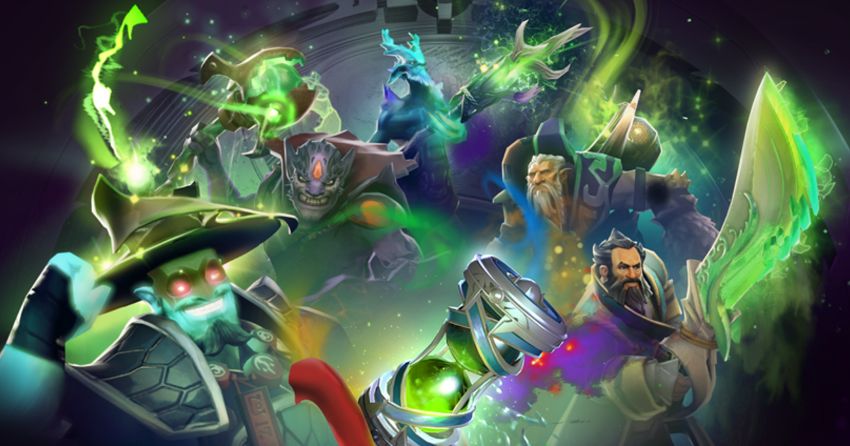 Dota 2 Lion S Immortal Item Fin King S Charm: Dota 2 Main Client Update Introduces Promise Of Eminent