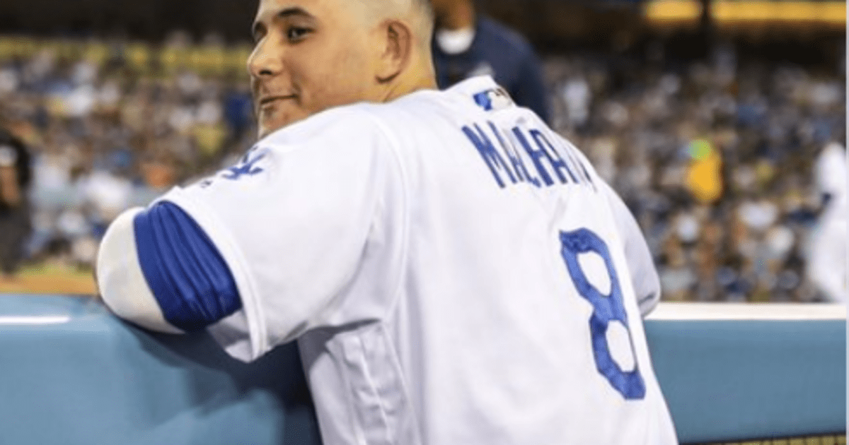 Manny Machado Shows Off Insane New Hairstyle Tuesday Night   12up