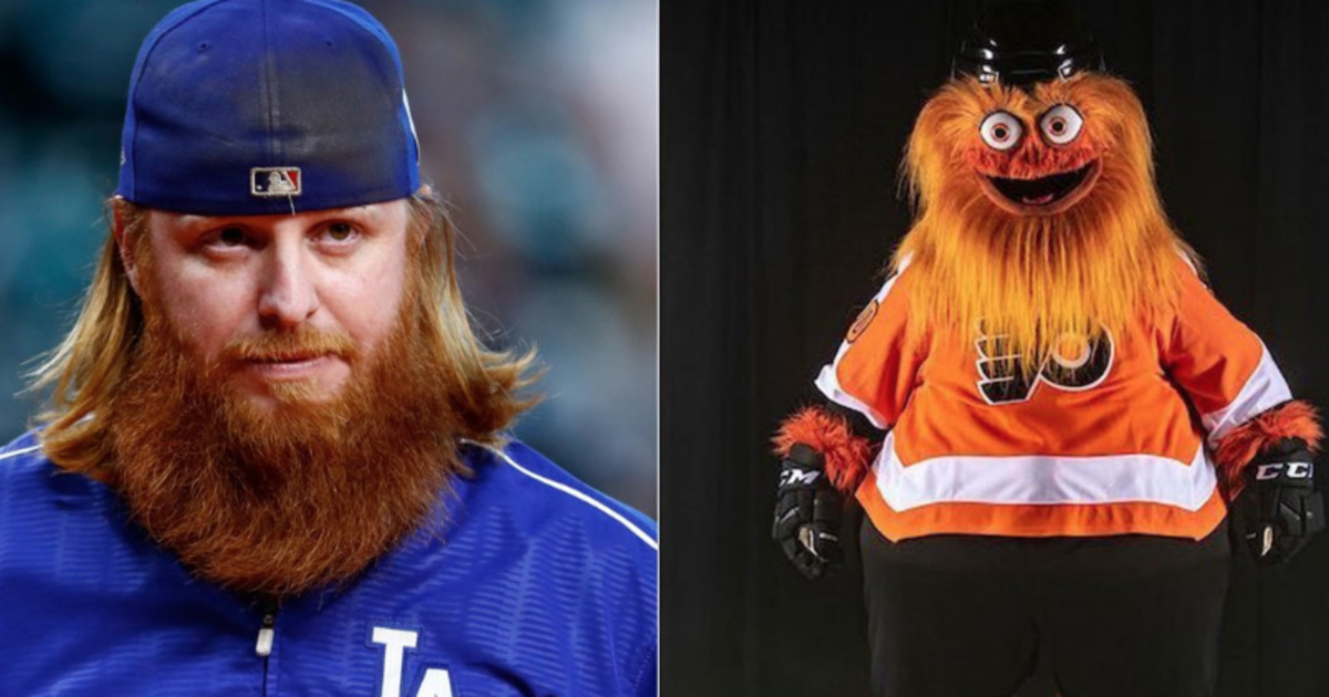 Justin Turner Calls Out SI for Comparing Him to New Flyers Mascot | 12up