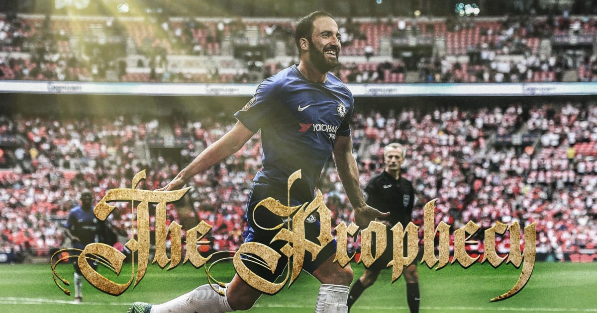 The Prophecy: How Gonzalo Higuain's January Arrival Would Take Chelsea to the Premier League Title