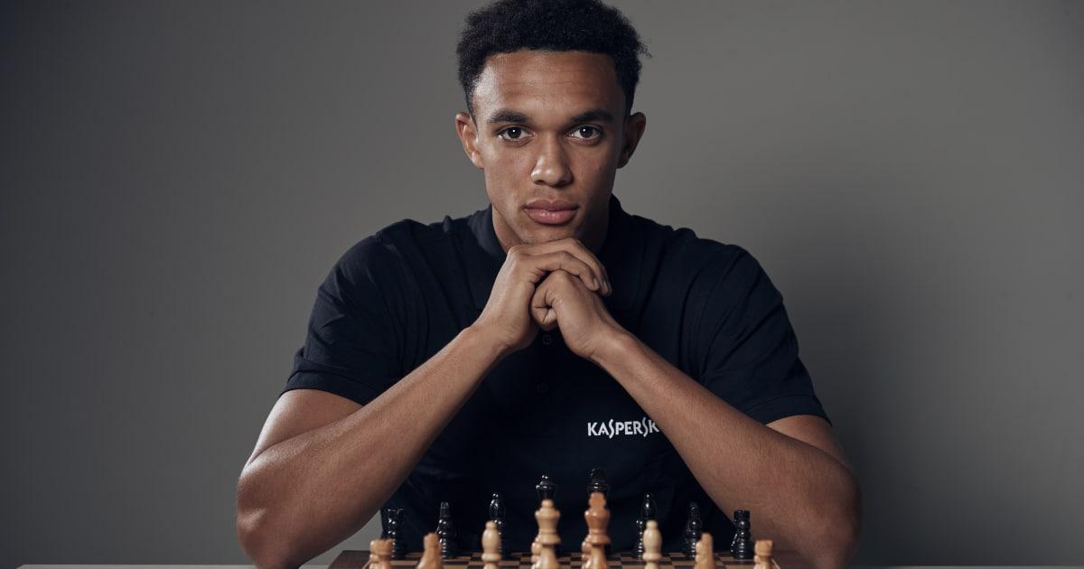 Liverpool Star Trent Alexander-Arnold to Take on World Chess Champion in Landmar...