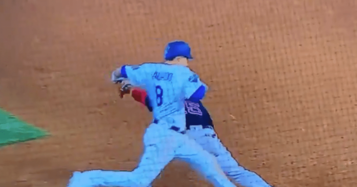 VIDEO: Manny Machado Caught Red-Handed With Dirty Play on Steve Pearce