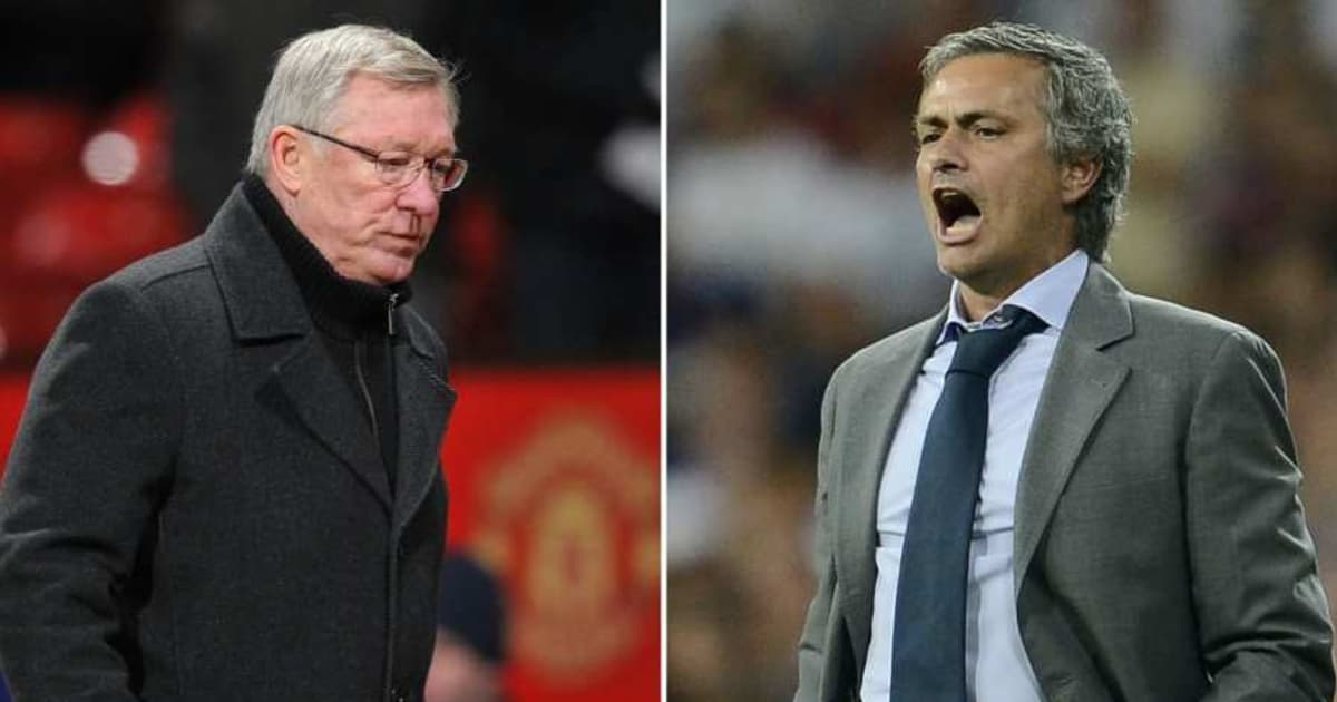 Five top Stars to Have Played Under Sir Alex Ferguson and Jose Mourinho