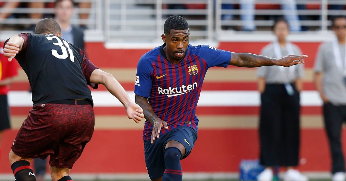 The statements of the representative of Malcom on the controversial signing for Barça