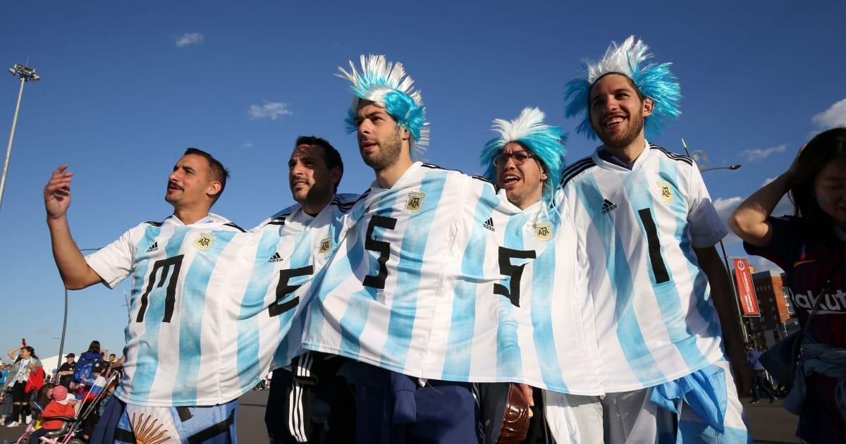 Wonderful Argentina v Croatia - 2018 FIFA World Cup Russia - argentina-v-croatia-group-d-2018-fifa-world-cup-russia-5b2bd5803467aca5b200001c  HD-52298.jpg