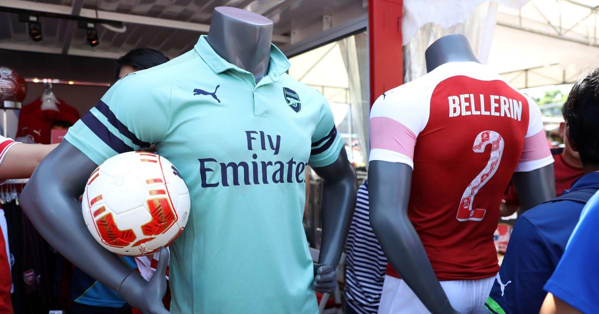 Arsenal Set To Ditch Kit Manufacturers Puma For Adidas