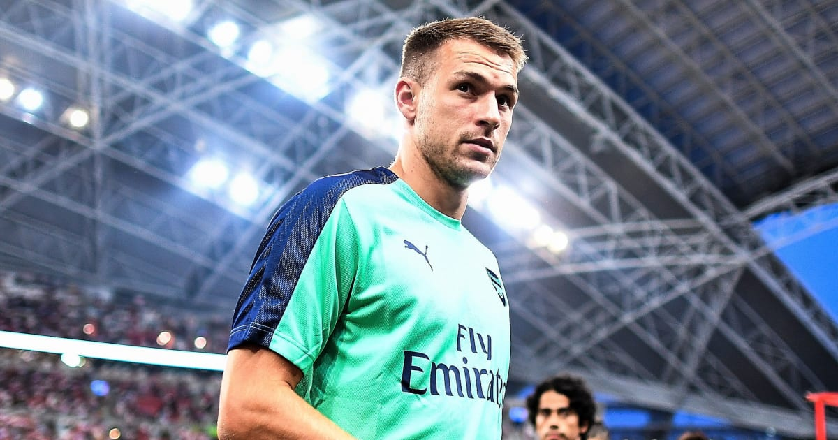 Arsenal Provide Update on Aaron Ramsey After Midfielder Pulls Out of Pre-Season Clash With Chelsea