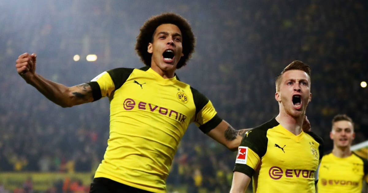 axel witsel bvb wechsel war die beste entscheidung die. Black Bedroom Furniture Sets. Home Design Ideas