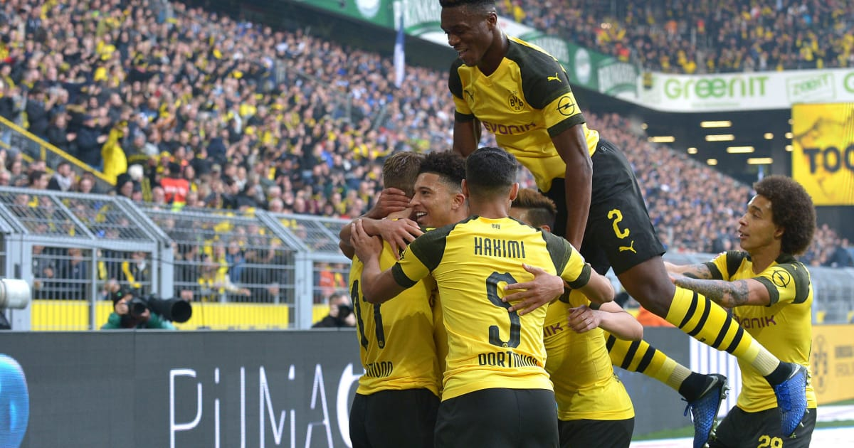 Picking the Best Potential Borussia Dortmund Lineup to Face Wolfsburg On Saturday