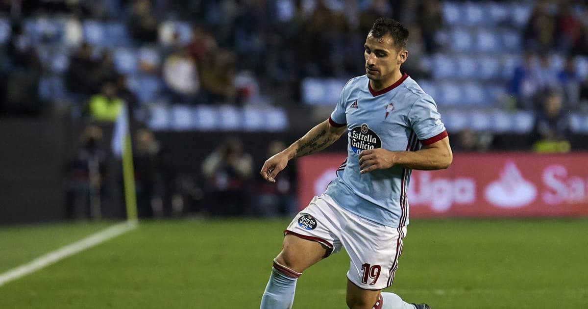 Atletico madrid complete signing of celta vigo star jonny for Loan star motors 2