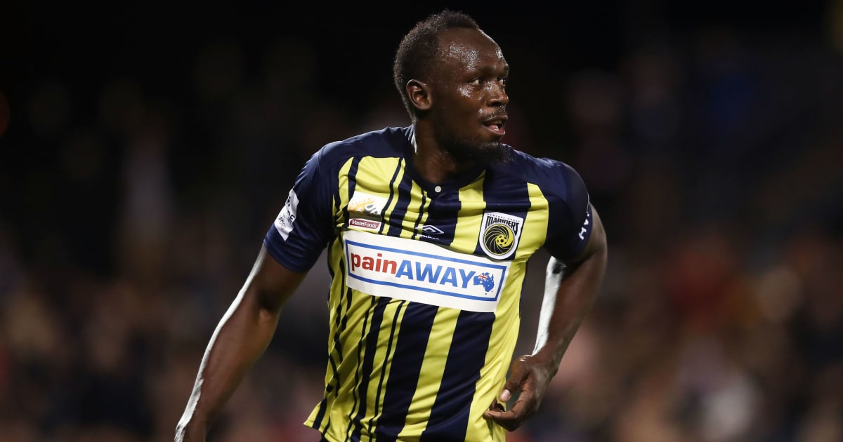 Usain Bolt Shocked by Surprise Doping Tests as he Aims to Become a Professional ...