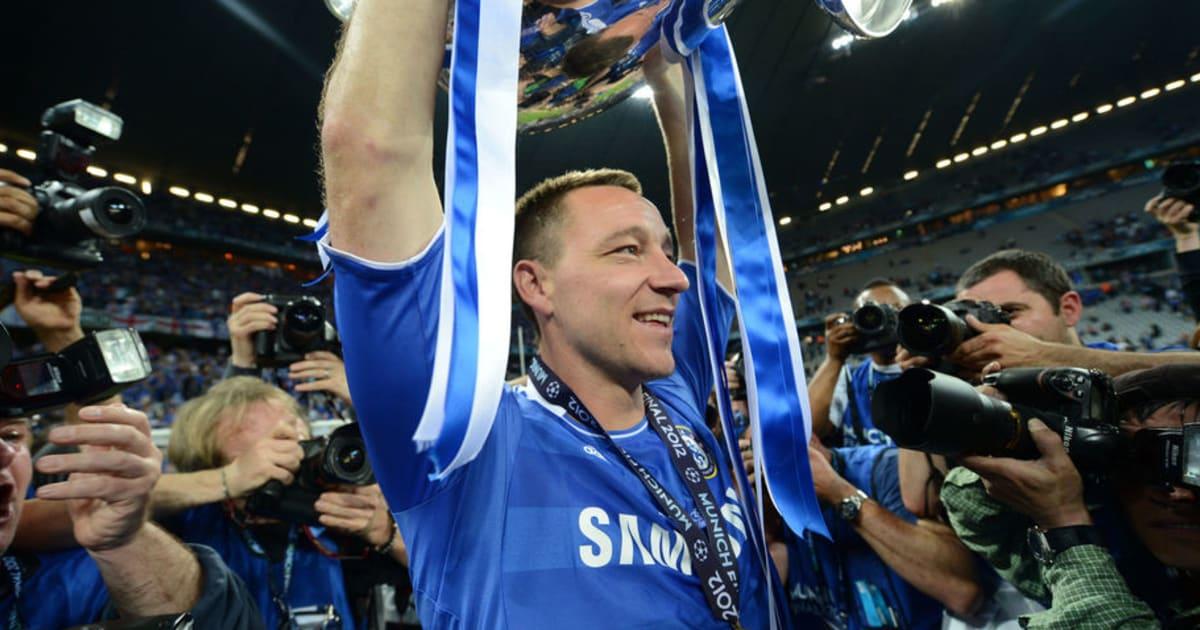 John Terry Reveals Reason Behind Infamous 'Full Kit' Champions League Celebratio...