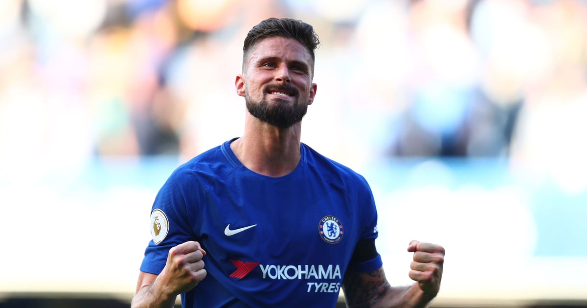 Marseille 'Start Discussions' With Olivier Giroud as Mario Balotelli Move Stalls