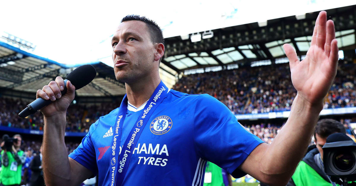 Chelsea Legend John Terry Announces Retirement From Football After 23-Year Caree...