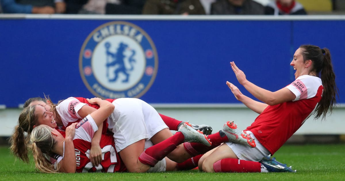 Women's Super League Roundup: Arsenal Thrash Chelsea in Statement Win as Man Cit...