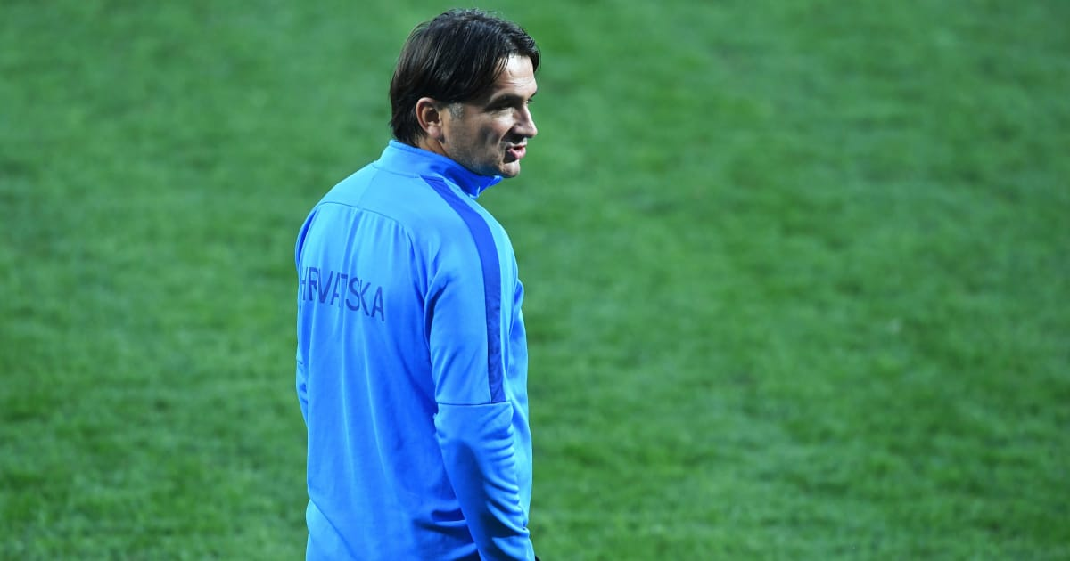 Croatia Manager Zlatko Dalic Claims That the England Press Disrespected his Team...