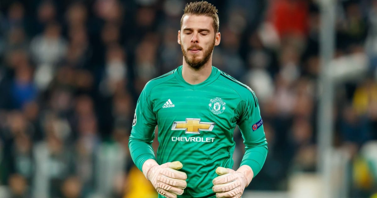 David de Gea's Former Coach Reveals Reason Why the Spaniard Could Leave Man Utd
