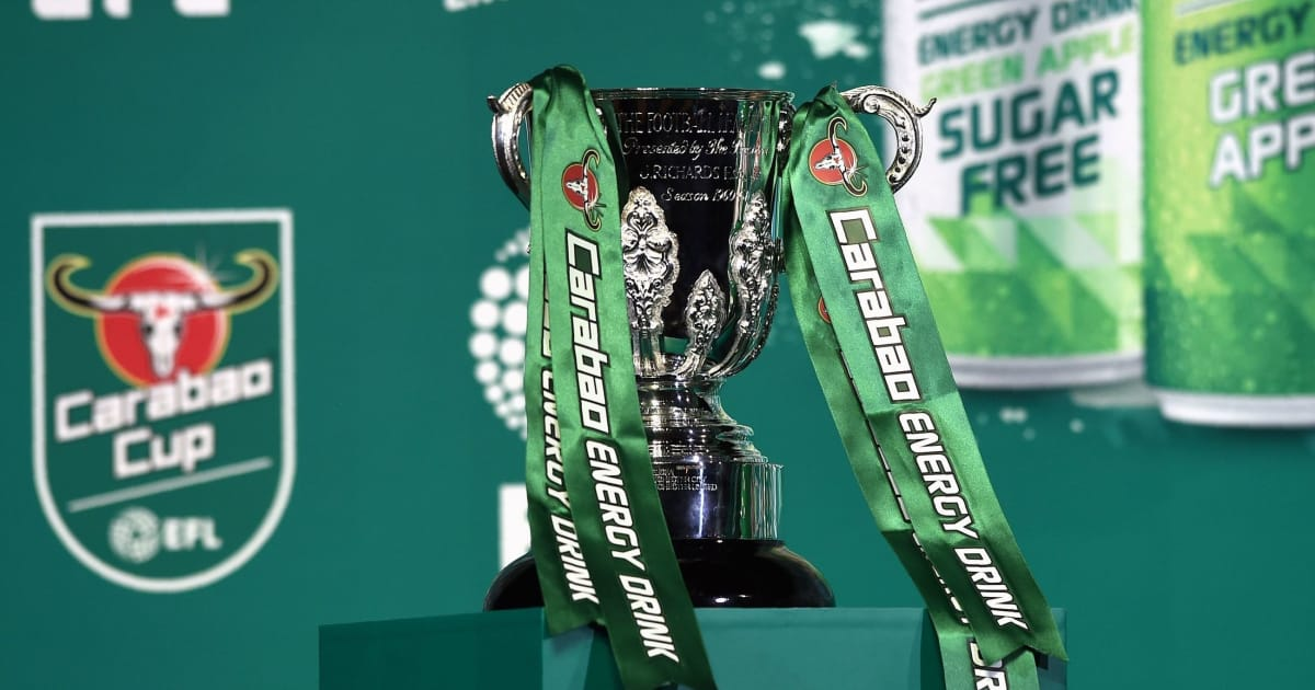 Carabao Cup Second Round Draw Throws Up South Coast All-Premier League Clash