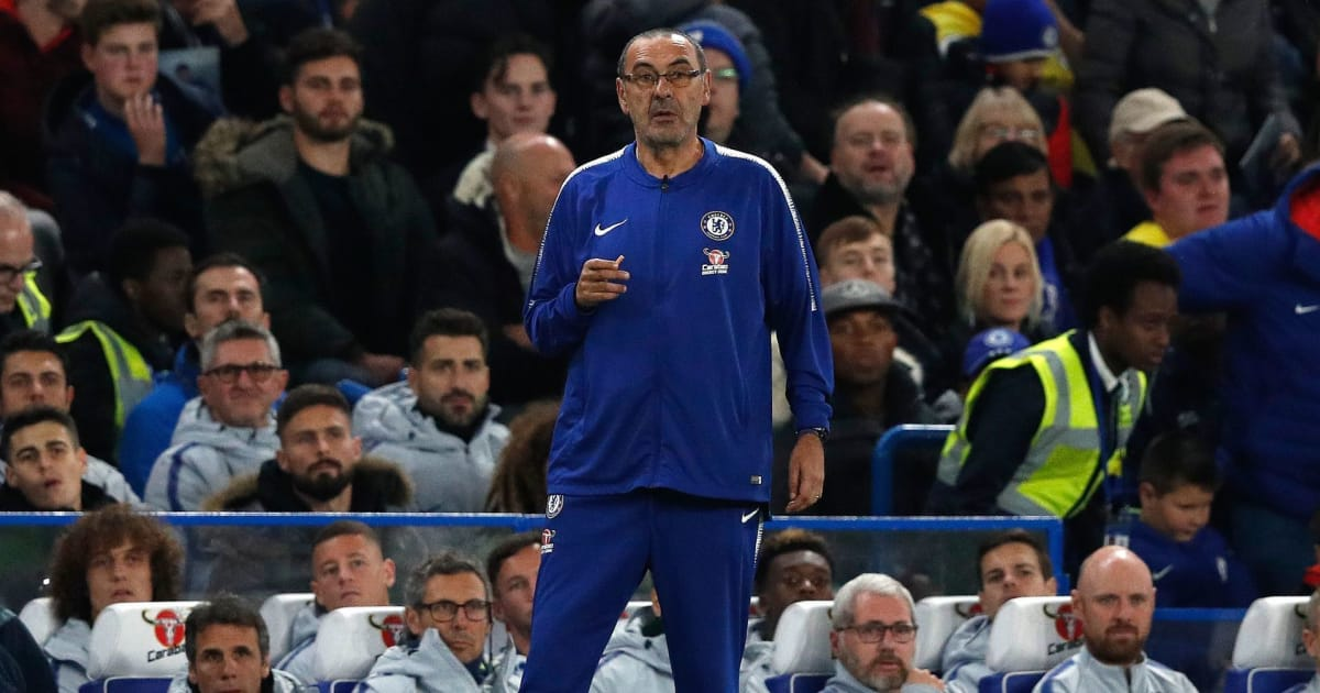Victor Moses and Danny Drinkwater not in my Plans, Claims Chelsea Boss Maurizio Sarri