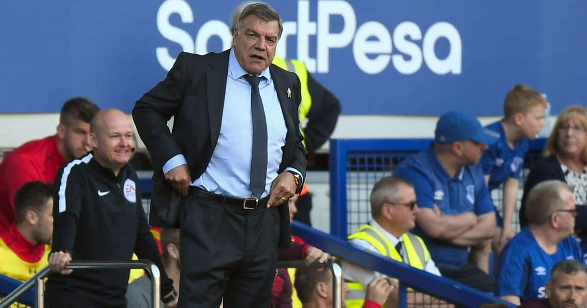 Sam Allardyce Reveals He Knew Everton Sacking Was Coming Two Months Before the Axe