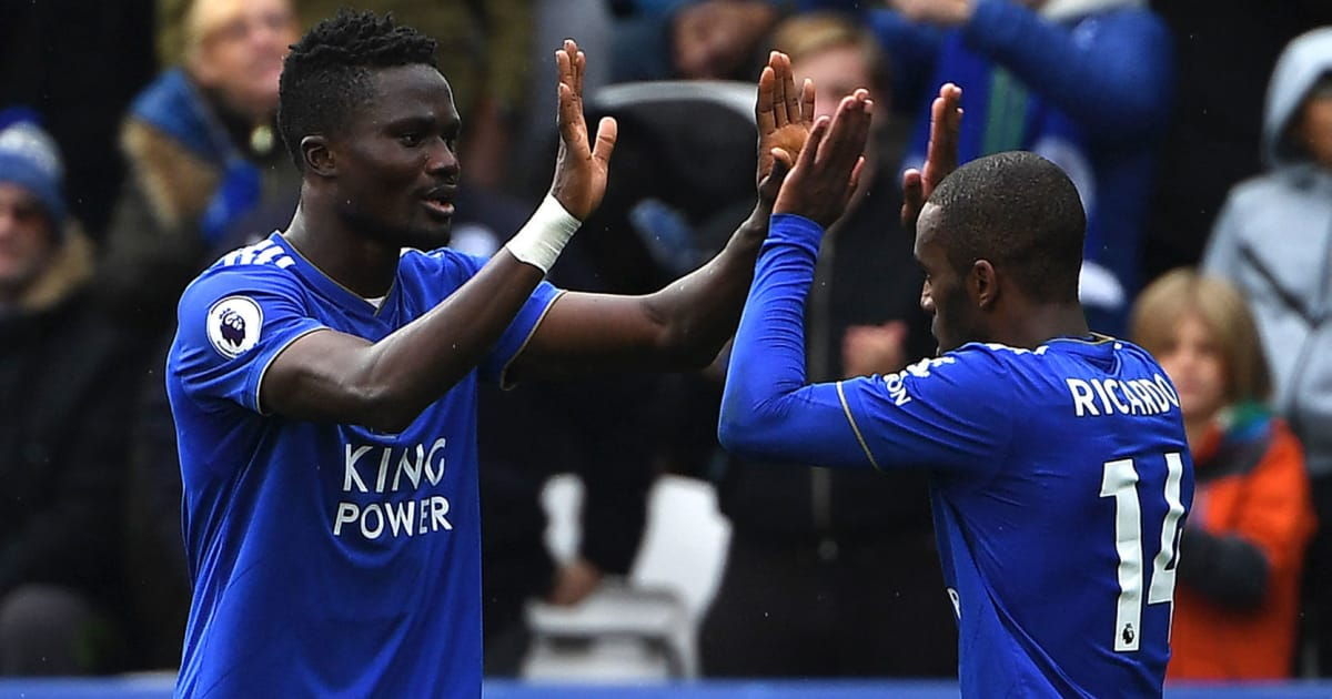 Picking the Best Potential Leicester City Lineup to Face Arsenal in the Premier League on Monday