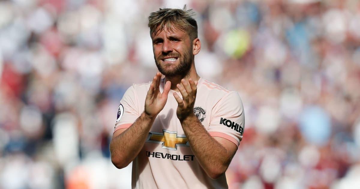 Man Utd 'Finally' Open New Contract Talks With Resurgent Full-Back Luke Shaw