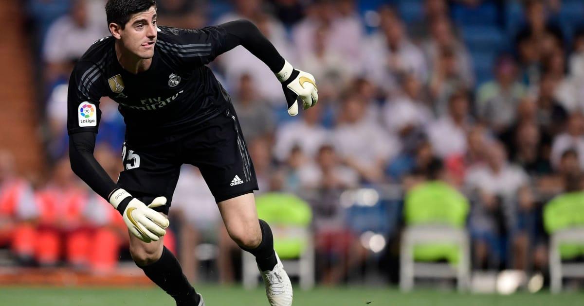 Real Madrid Boss Julen Lopetegui Not Worried About Thibaut