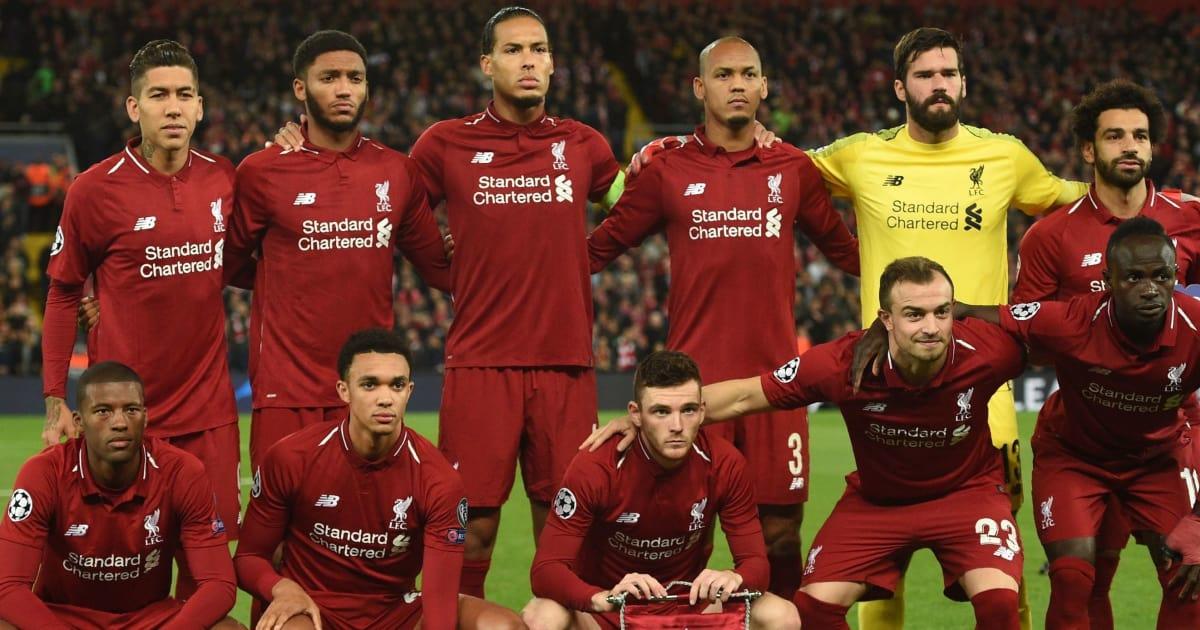 Rating Pemain Liverpool Kala Menang 4-0 vs Red Star ...