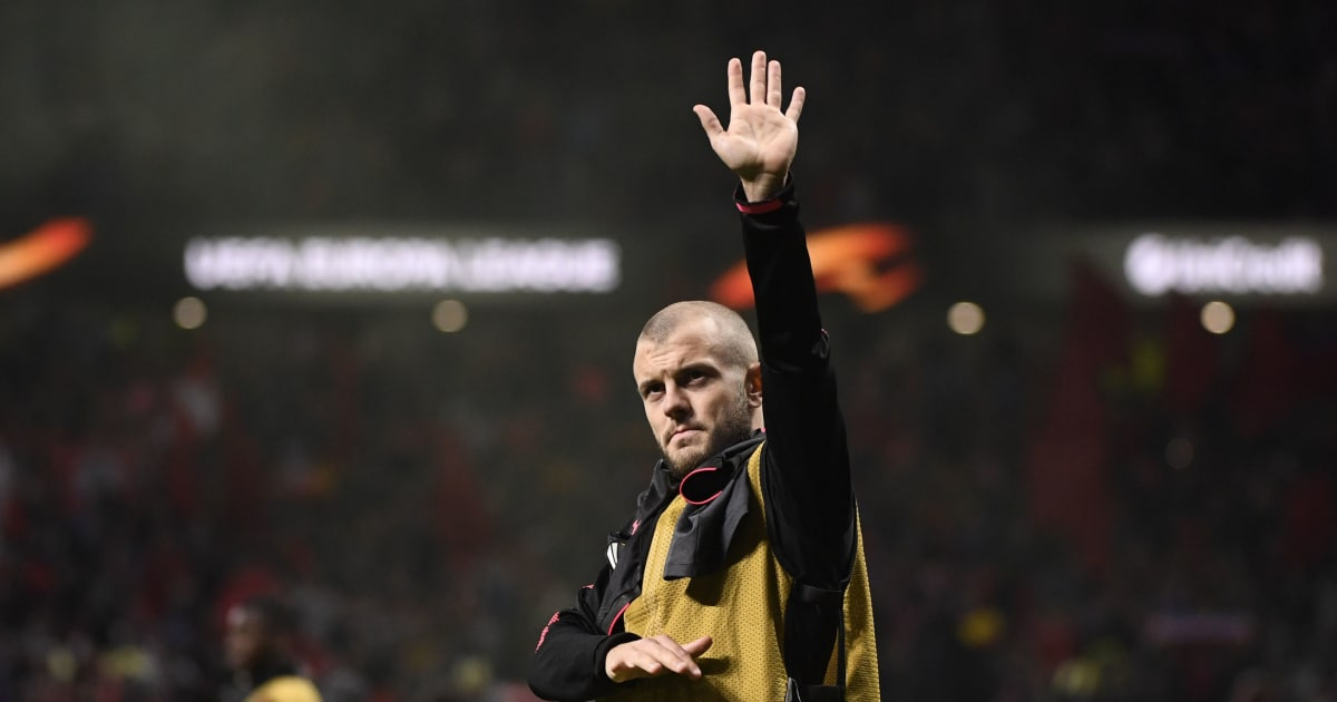 Twitter Reacts: Rumours Grow After Polish Fan Site Claims Jack Wilshere Will Join Crystal Palace