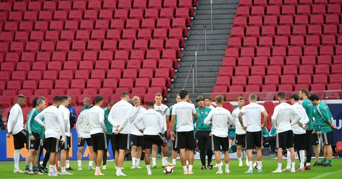 Picking the Best Potential Germany Lineup to Face France in the Nations League on Tuesday