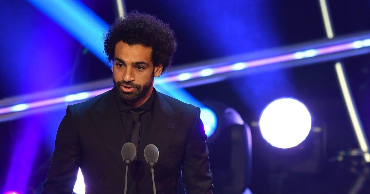 Mohamed Salah Lands FIFA Puskas Award as Thibaut Courtois Scoops Prize for Best Goalkeeper