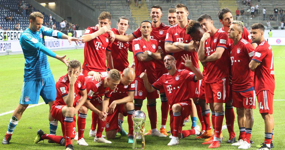 fc bayern supercup 2019