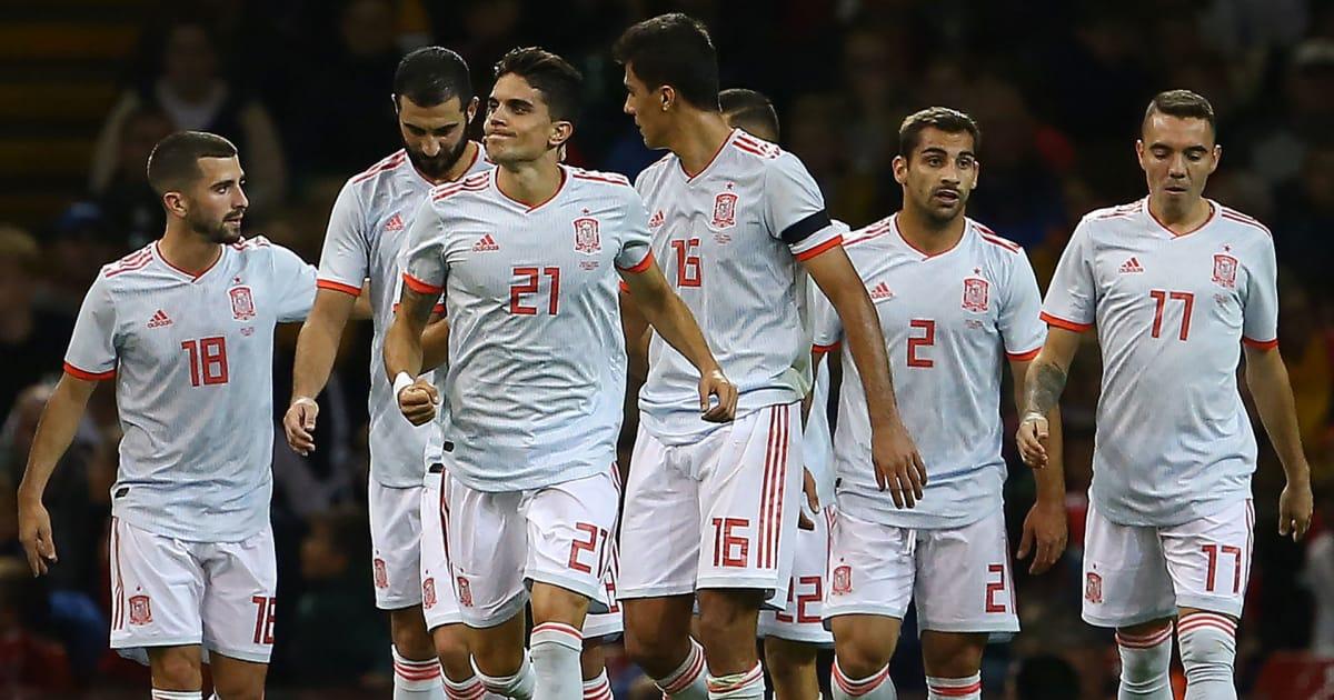 Wales 1-4 Spain: Report, Ratings & Reaction as La Furia Run Riot Over Dragons in...