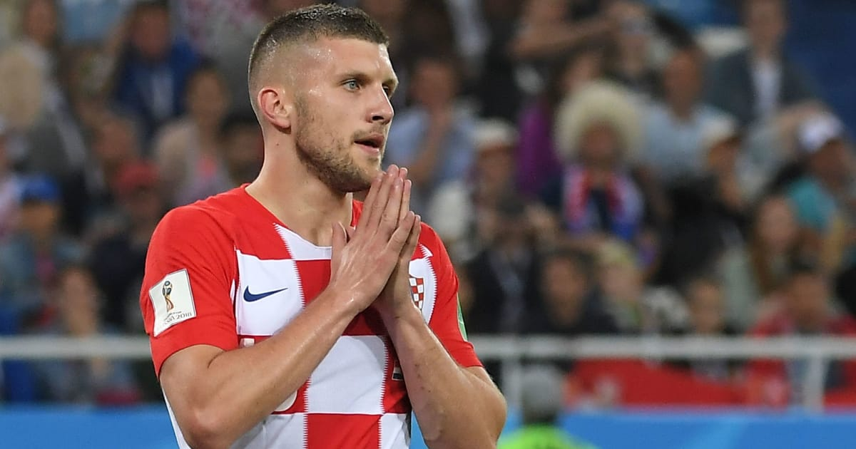 Spurs Consider Move for Croatian World Cup Star Ante Rebić ...