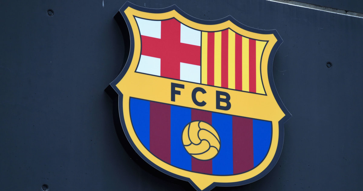 Barcelona Vs Man City Logo: PHOTO: Barcelona Reportedly Give Green Light For New