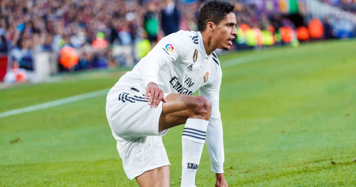 France Great Michel Platini Says Raphael Varane Should be the Only Choice for Ballon d'Or Award