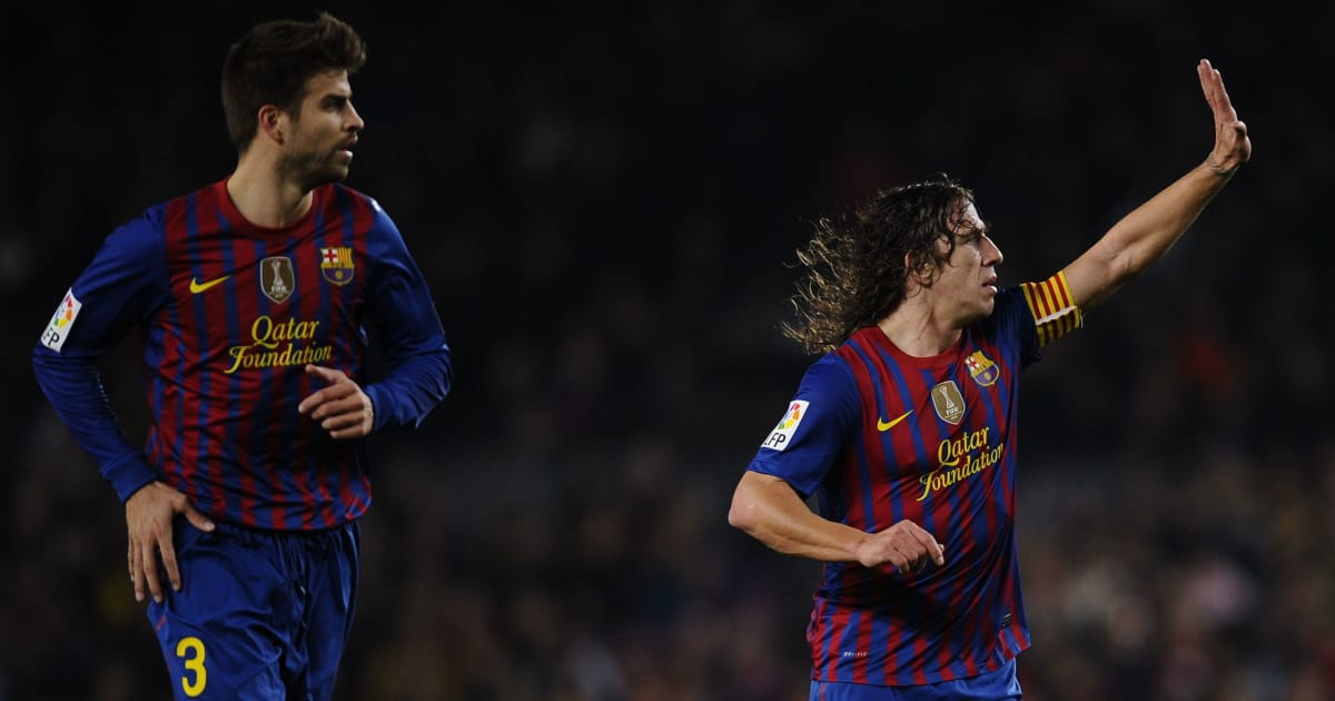 Ranked: Ten Best Centre-Back Duos of All Time