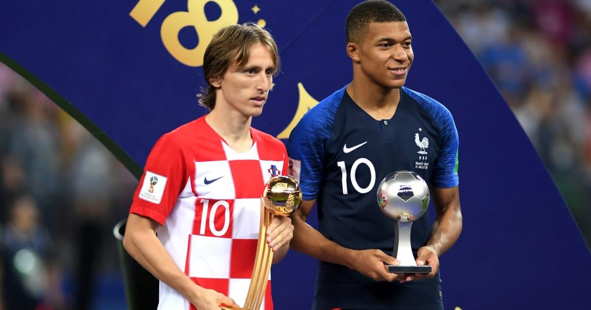 Coupe du monde 2018 le meilleur jeune joueur buteur et gardien 90min - Meilleur buteur coupe du monde ...