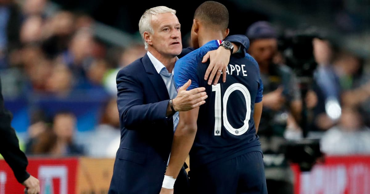 France Coach Didier Deschamps Believes Kylian Mbappe can do Extraordinary Things