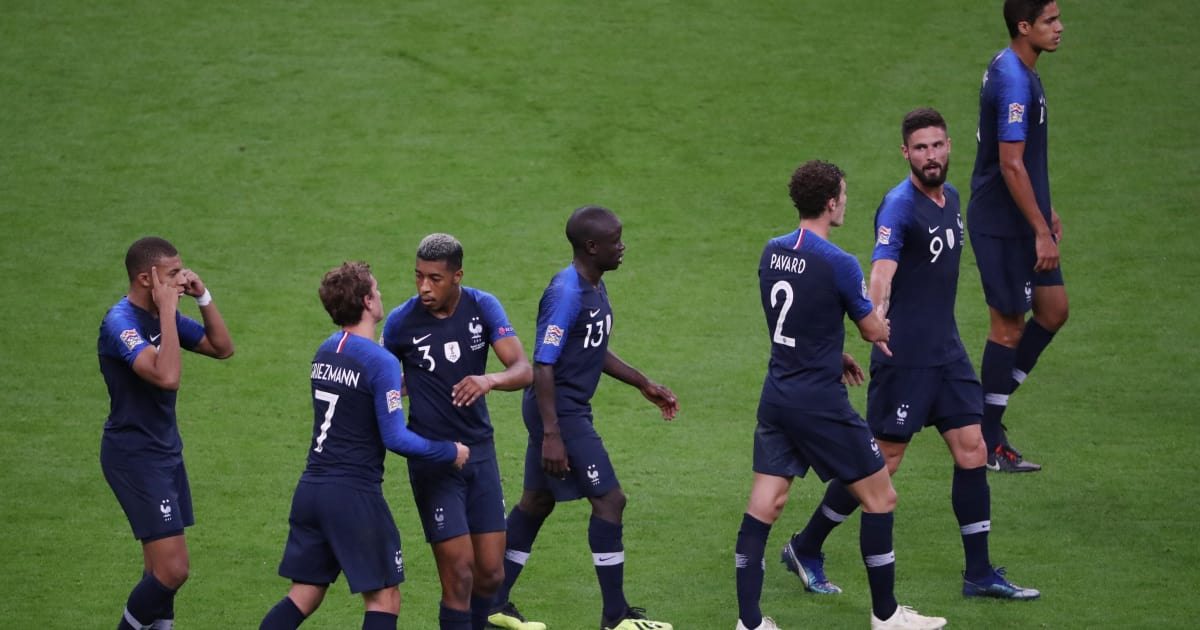 uefa nations league three things we learned from france 39 s 2 1 win over germany ht media. Black Bedroom Furniture Sets. Home Design Ideas